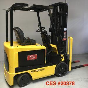lll _20378 Mitsubishi Electric Forklift lll