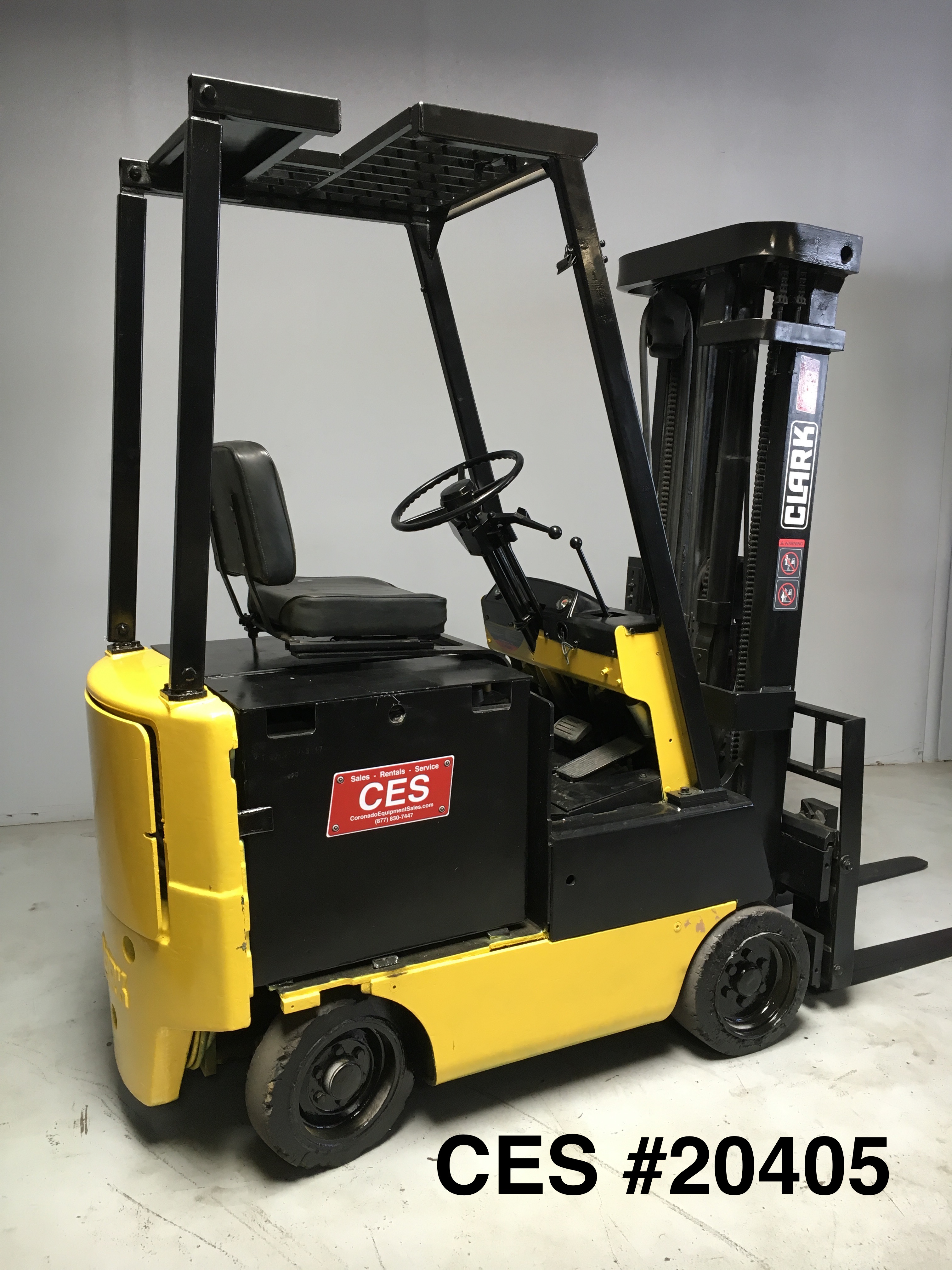 Clark Electric Forklift Parts Wiring Diagram