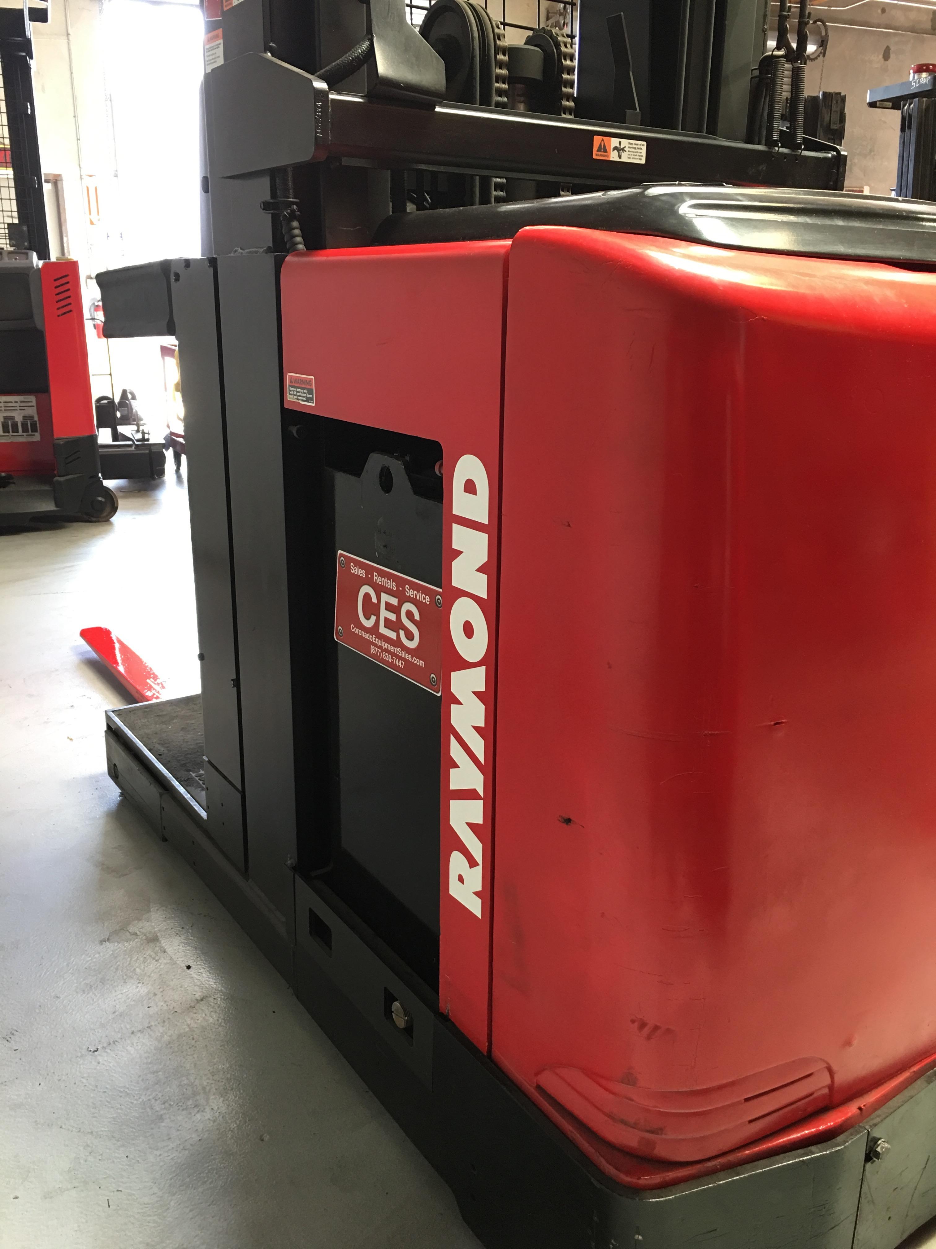 Ces 20228 Raymond Order Picker 240 Coronado Equipment