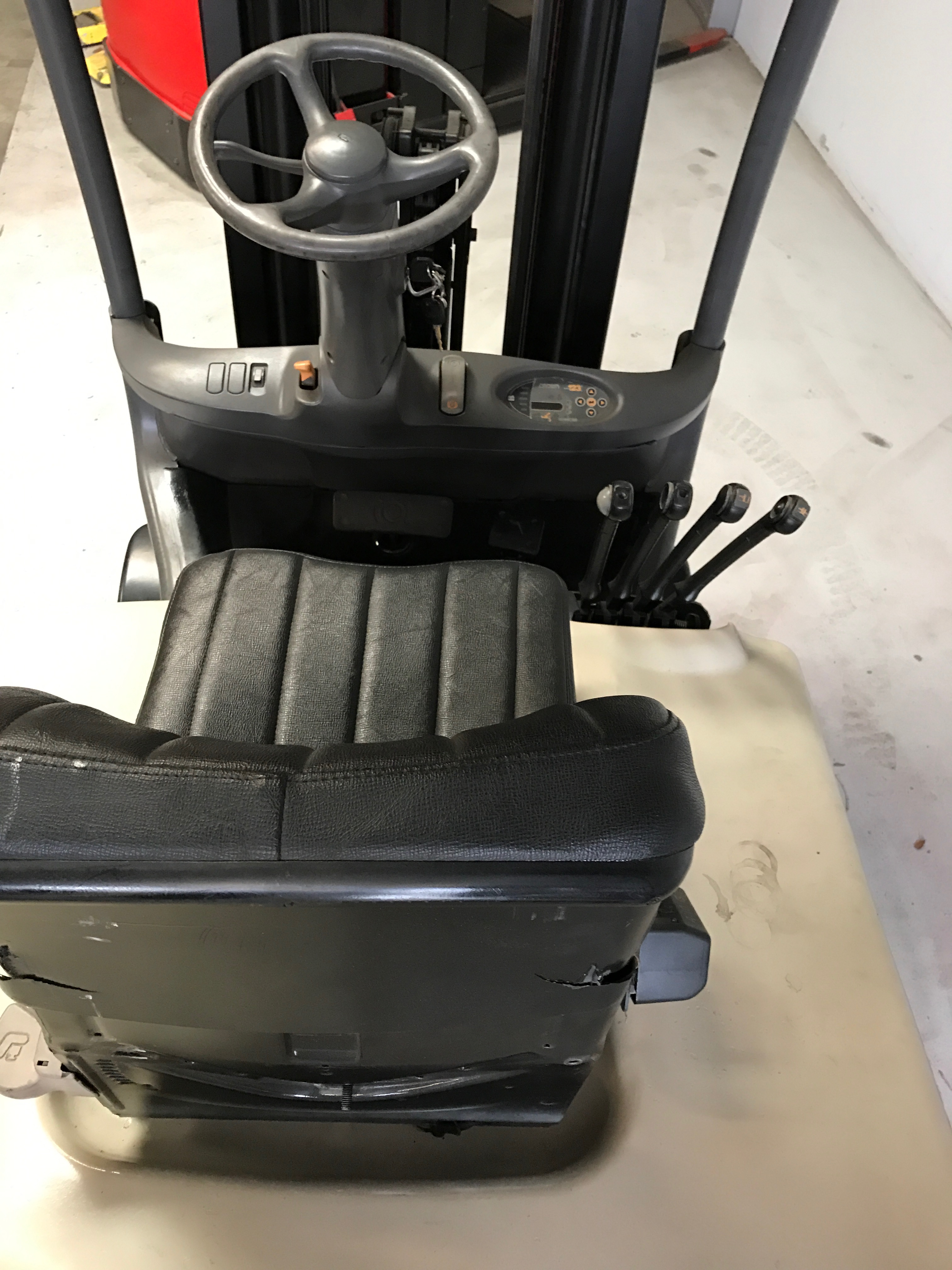 Ces 20422 Crown Fc4545 60 Electric Forklift 6 000 Lbs