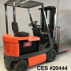 Good Running Electric Forklift