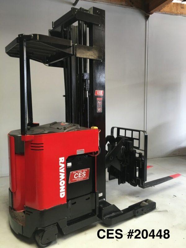 Raymond Reach Forklift