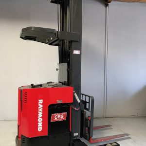 """Used Reach Forklift 301"""""""