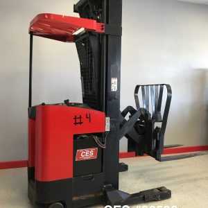 Low Hour Reach Forklifts
