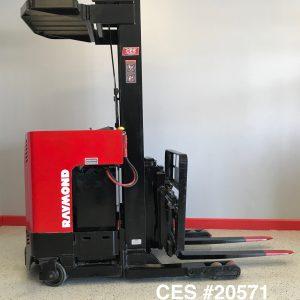 Used Raymond Reach Forklift