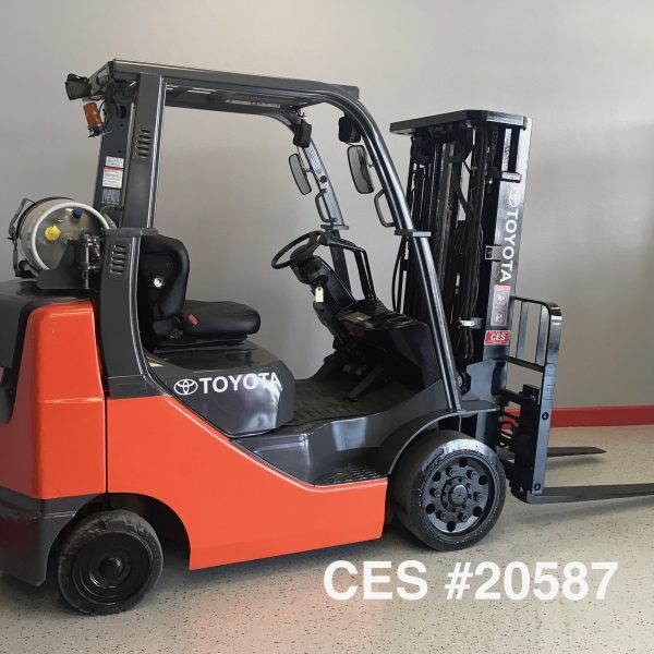 Used Toyota Forklift For Sale