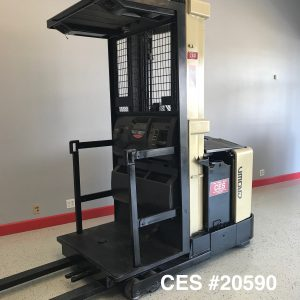 Used Crown Order Picker
