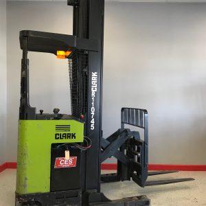Clark Reach Forklift