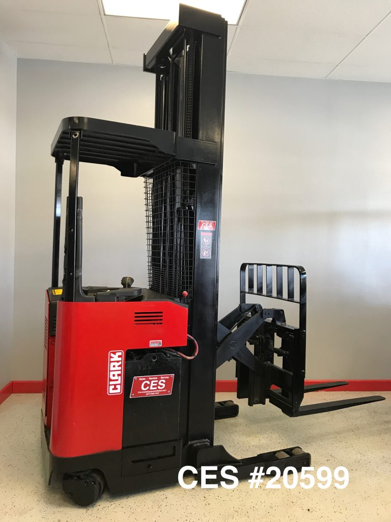 Used Reach Forklifts