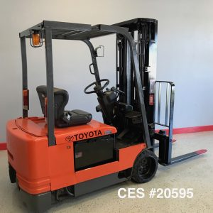 Strong Running Toyota Forklift