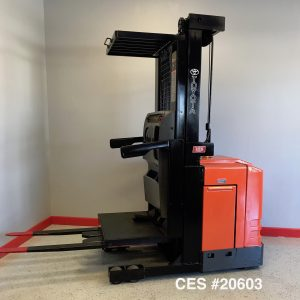 Used Toyota Order Picker 240""