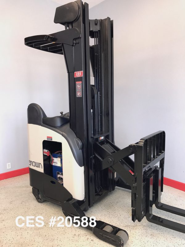 Used Crown Reach Forklift