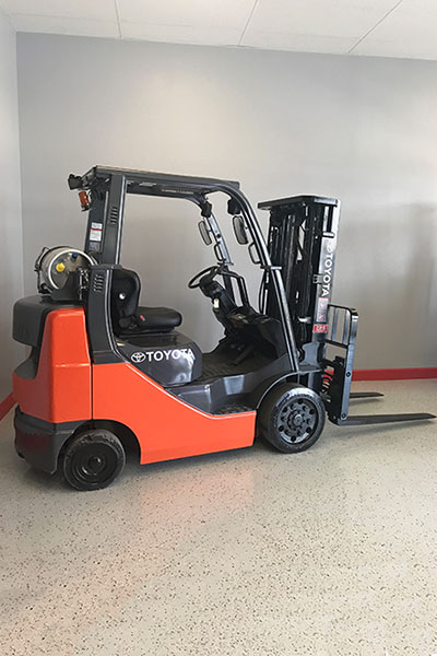 cheap forklift los angeles
