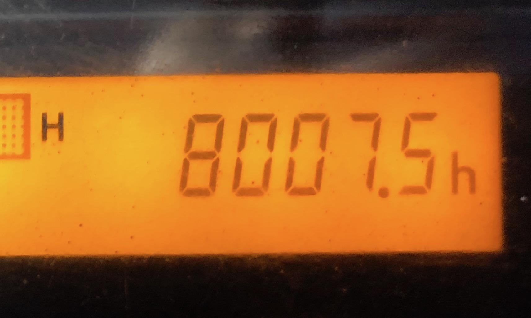 20758 Toyota 8fgcu25 Propane Forklift Coronado Equipment Sales