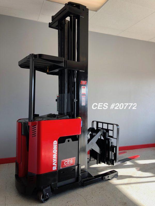 Raymond EASI-DR40TT Deep Reach Forklift