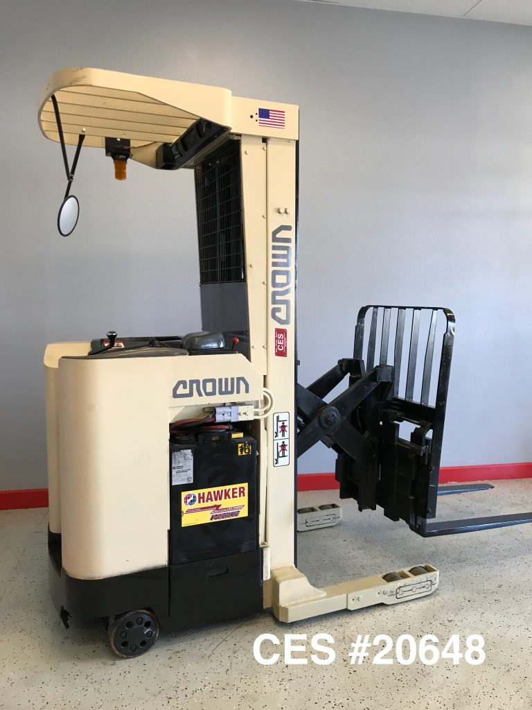 Narrow Aisle Inexpensive reach forklift