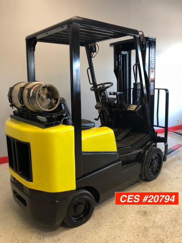Inexpensive Propane Forklift