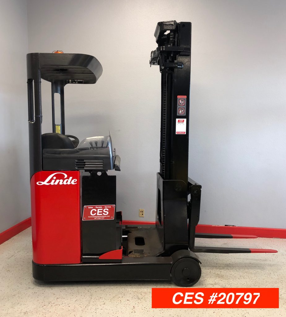 Reach Forklifts