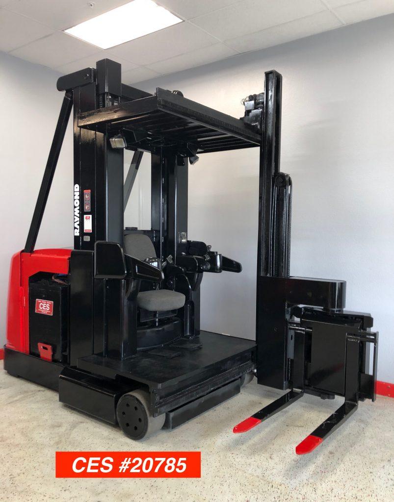 Raymond Turret Forklift Ces 20785 Raymond Sa Csr30t