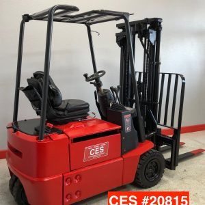 3 Wheel Electric Forklift