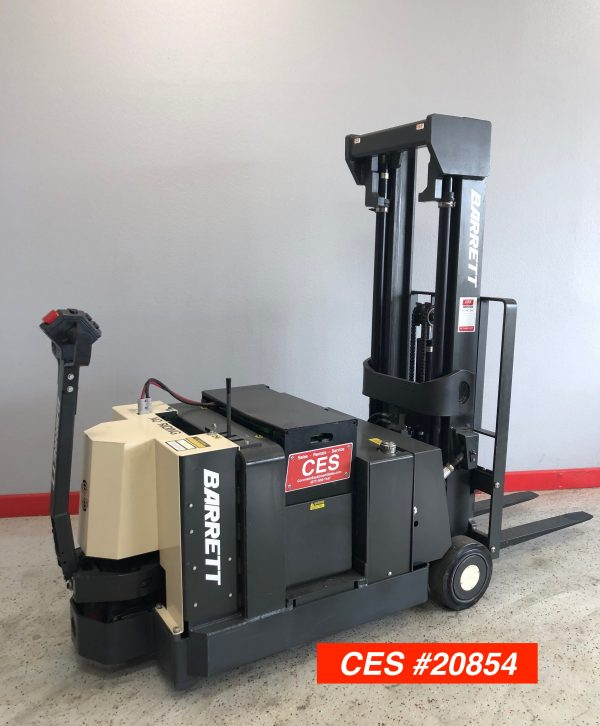 Barrett WC30-TH Counter Balance Stacker Main