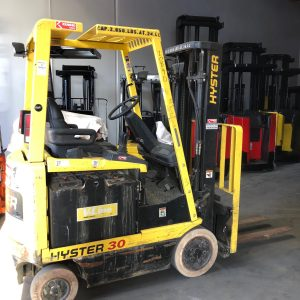 Wholesale Forklift - #20840 Hyster E30XM Electric Forklift
