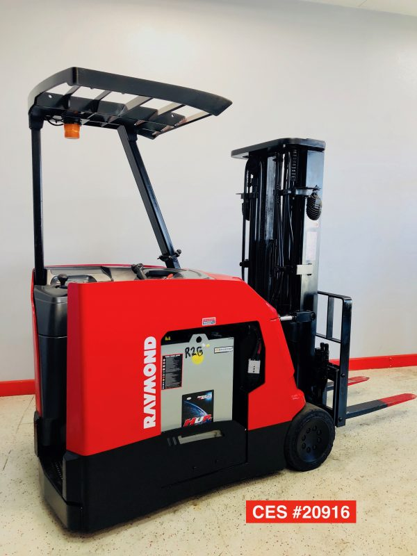 reach forklift for sale