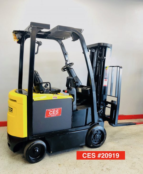 turret forklift for sale