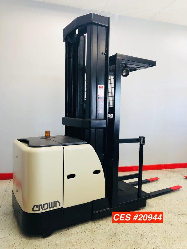 used order picker forklift