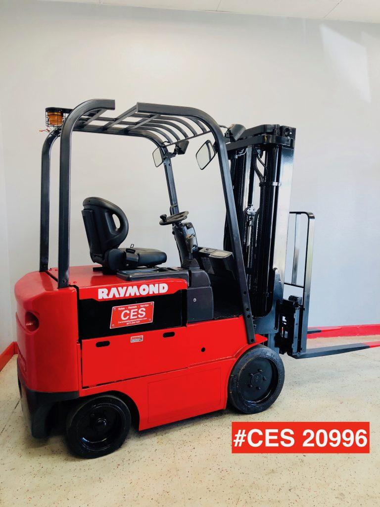 Ces 20996 Raymond 47 C50hm Electric Forklift Coronado
