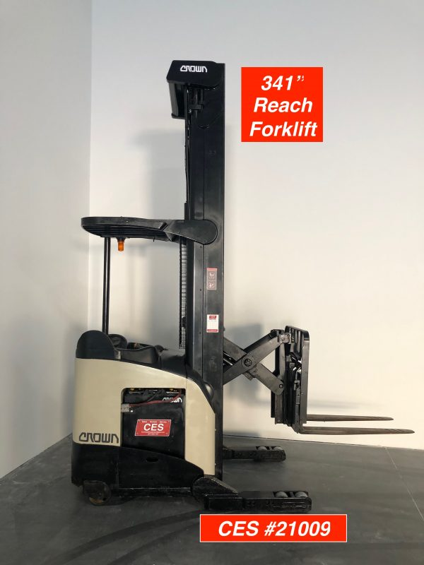 Reconditioned Reach Forklift