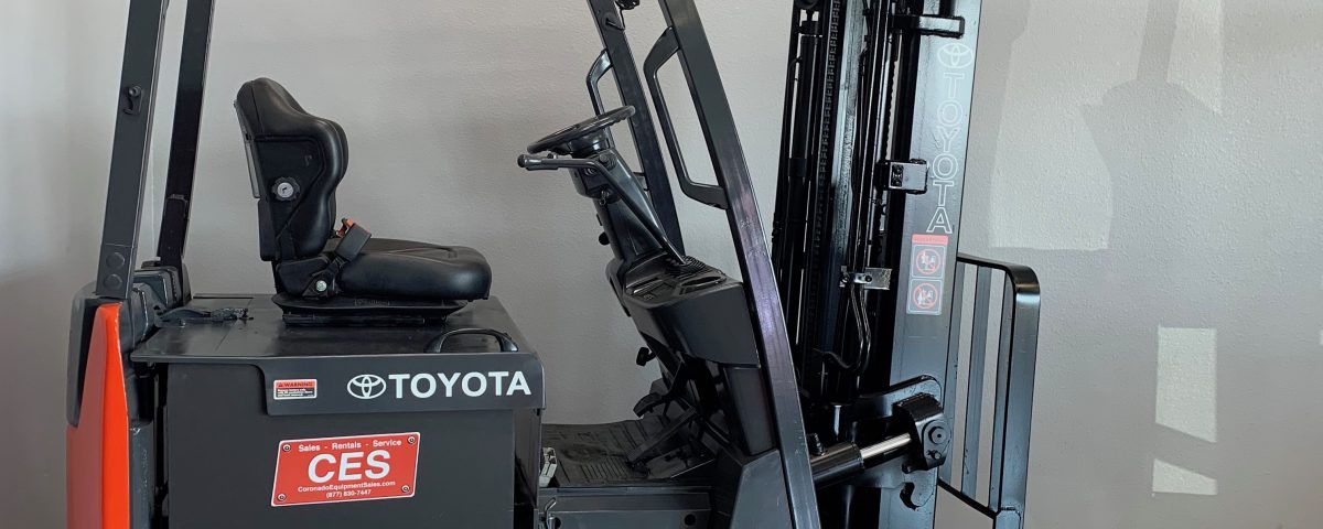 Buying A Toyota Electric Forklift? Here's what you need to know