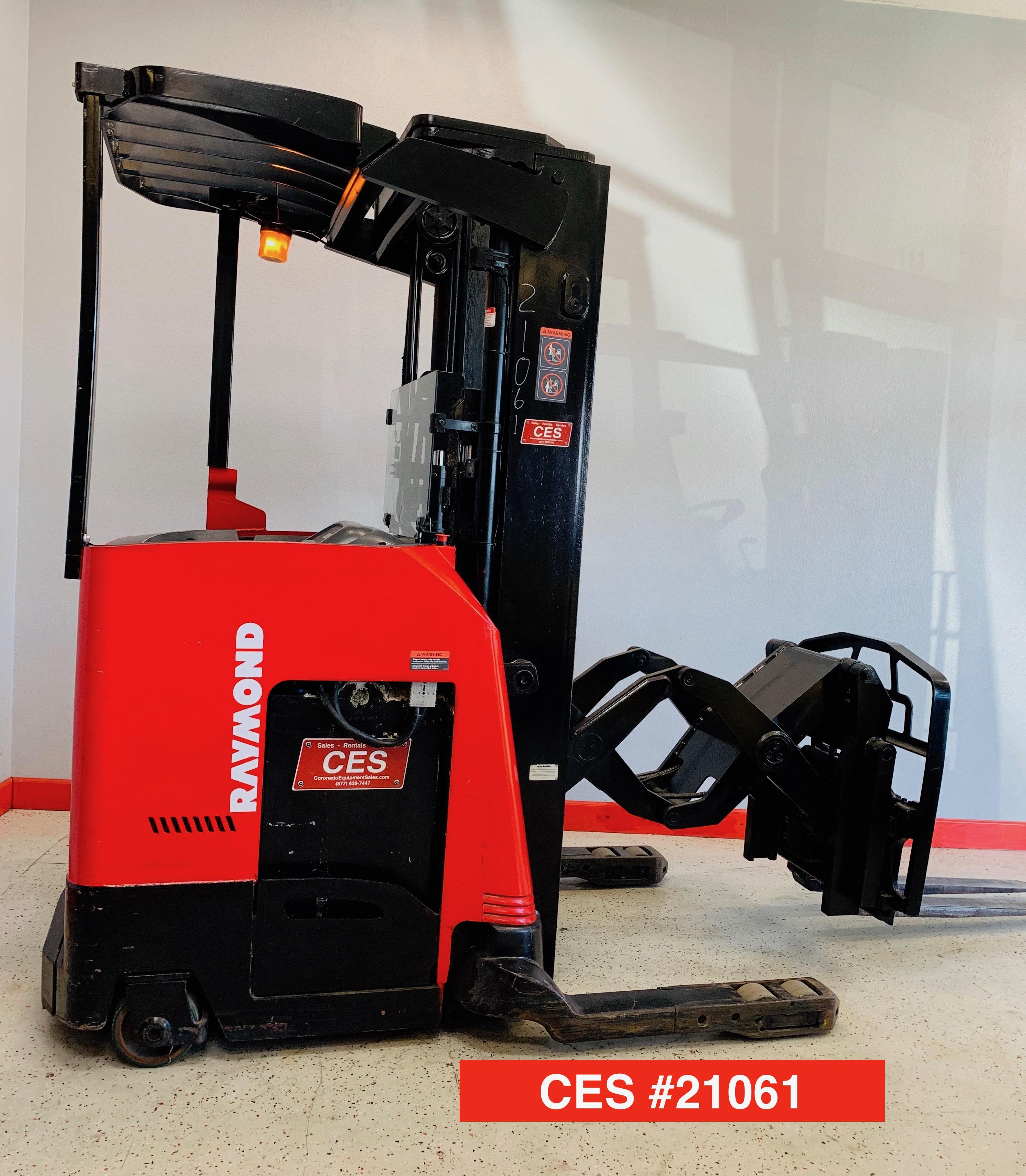 raymond model easi r40tt manual