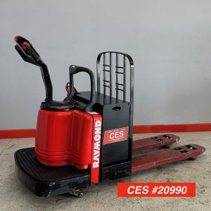 Electric Rider Pallet Jack