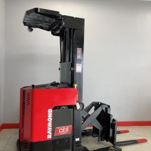 Used Reach Forklift