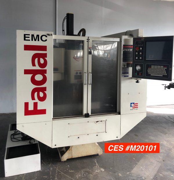 Fadal CNC Vertical Mill