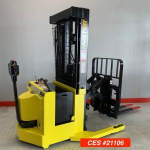 Walkie Stacker Reach Forklift