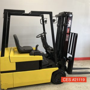 Great Running 3 Wheel Electric Forklift