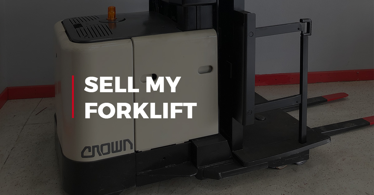 Sell My Forklift - Sell Your Used Forklift   Coronado