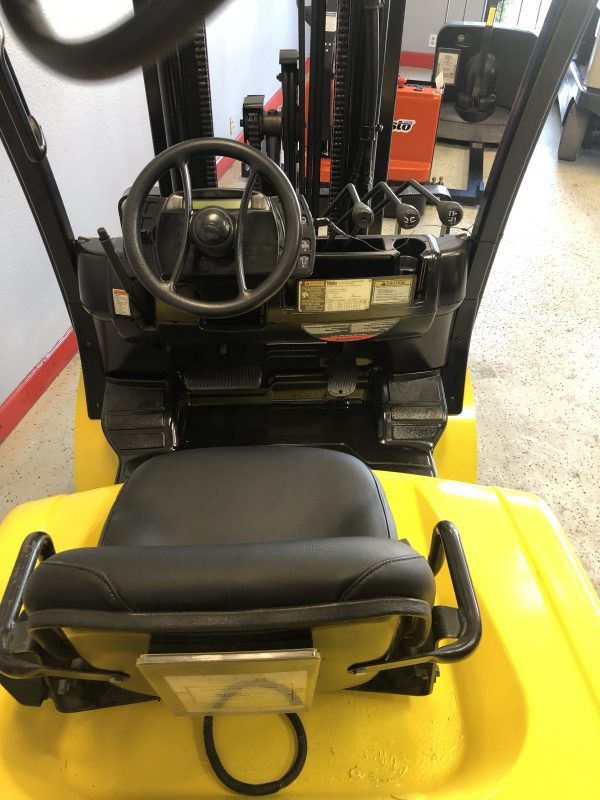 Great Running Pneumatic Forklift For Sale
