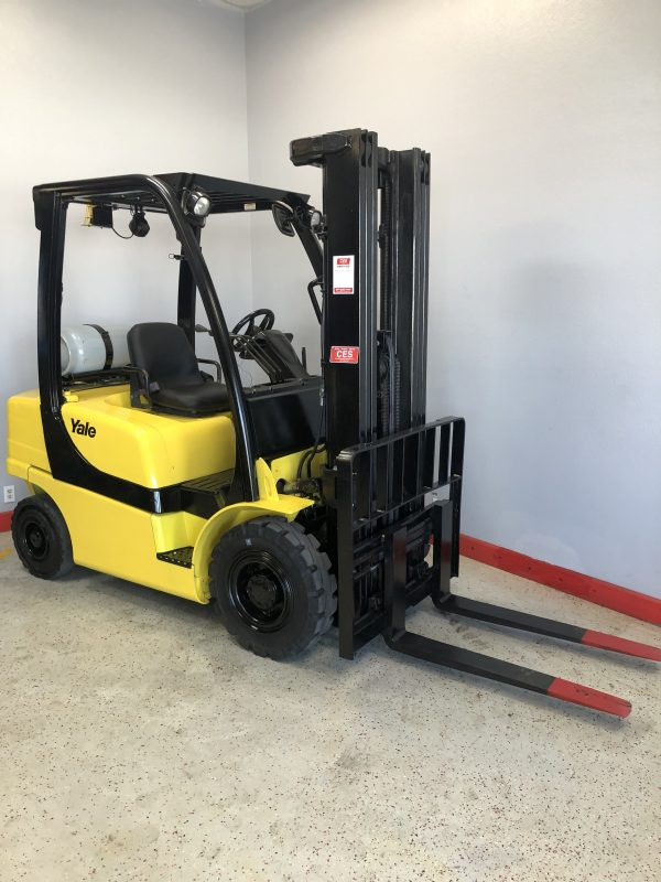 Yale GLP50 Pneumatic Forklift For Sale