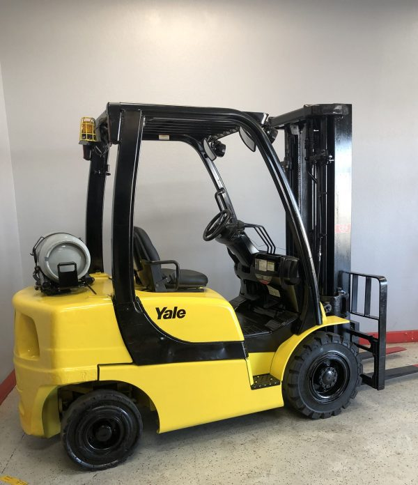Yale GLP50 Pneumatic Forklift