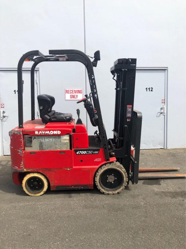 2013 Raymond Electric Forklift