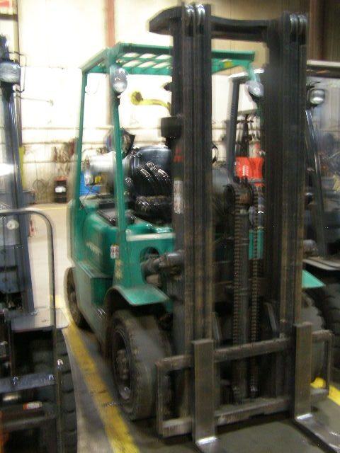 Used Yale Propane Forklift Ces 21152 Coronado